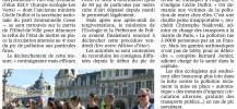 Le Parisien 27 septembre 2014